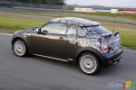New MINI Coupe promises unbridled driving fun