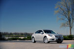 2011 Buick Regal CXL Turbo Review