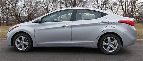 2011 hyundai elantra gls review editor 39 s review car. Black Bedroom Furniture Sets. Home Design Ideas