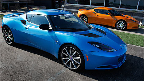 2011 Lotus Evora S First Impressions Editors Review Car Reviews