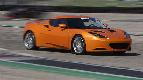 2011 Lotus Evora S First Impressions Editors Review Car News