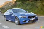 BMW finally reveals all-new 2012 M5