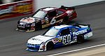 NASCAR: Carl Edwards retient Ricky Stenhouse Jr pour s'imposer au Michigan