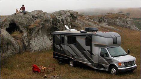 recreational vehicle sweepstakes go rving canada launches take your best rv shot 1178