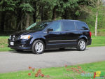 Dodge Grand Caravan Crew 2011 : essai routier