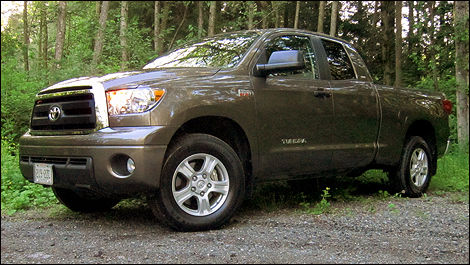 Marvelous 2011 Toyota Tundra Double Cab SR5 4x4 5.7L Review