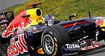 F1: Red Bull doute que l'interdiction ruine sa domination