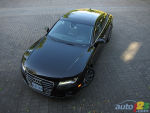 2012 Audi A7 Premium Plus Review