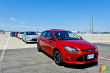 Ford Focus Challenge 2012: an astounding day in the company of a refined car