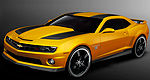 Chevy to sell Bumblebee Camaro as of July