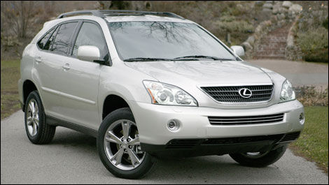 Recall For 2006 2007 Toyota Highlander Hybrid And Lexus Rx 400h