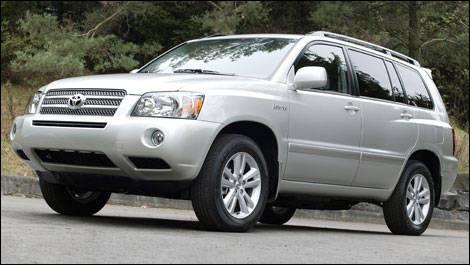 2007 Toyota Highlander Hybrid Photo Canada Inc