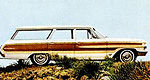1964 Ford Country Squire ad