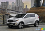 2011 Kia Sportage SX Review