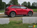 2011 Ford Edge Sport AWD Review