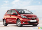 Photos of the new Toyota Yaris