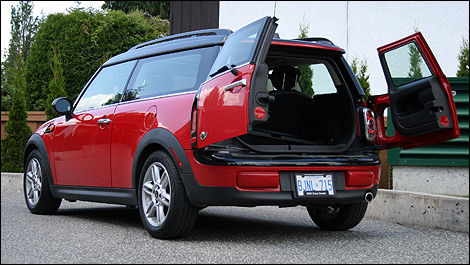 mini cooper clubman 2011 essai routier essai routier essais routiers auto123. Black Bedroom Furniture Sets. Home Design Ideas