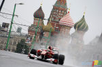 F1: Russia gets a taste of Formula 1 (+photos & video)