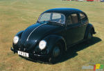 The Story of the Volkswagen Beetle