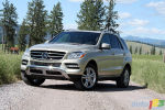 2012 Mercedes-Benz M-Class First Impressions