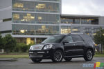 2011 GMC Acadia Denali Review