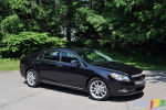 2011 Chevrolet Malibu LTZ Review