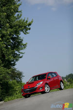 2011 Mazdaspeed3 Review
