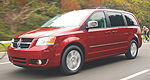 Chrysler recalls 50,250 Town & Country and Grand Caravan