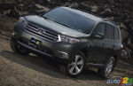 2011 Toyota Highlander 4WD V6 Sport Review