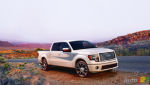 Here's the new 2012 Ford F-150 Harley-Davidson