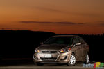 2012 Hyundai Accent GL Sedan Review
