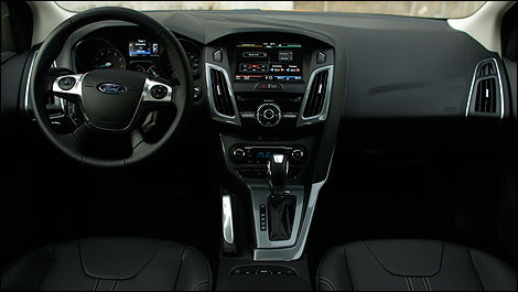 2012 Ford Focus Titanium Hatchback Review Editor S Review Car