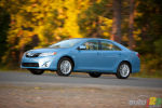 2012 Toyota Camry: more potent and fuel efficient, less expensive