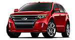 Ford Edge EcoBoost 2012 : premières impressions