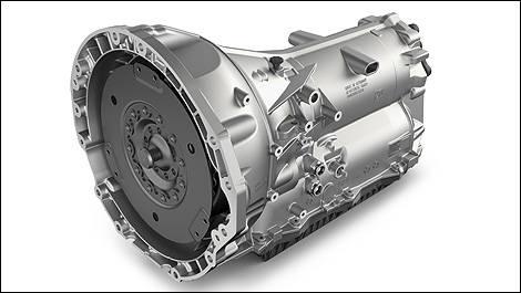 Super-8! Chrysler's new 8-speed transmission a quick-change