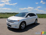 2011 Toyota Venza AWD V6 Review