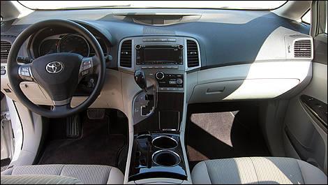Toyota Venza V6 AWD 2011 i02 - 2011 Toyota Venza V6