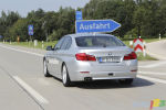 BMW makes warp-speed progress on automated vehicle
