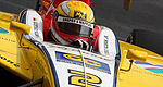 Indy Lights: Gustavo Yacaman takes first victory