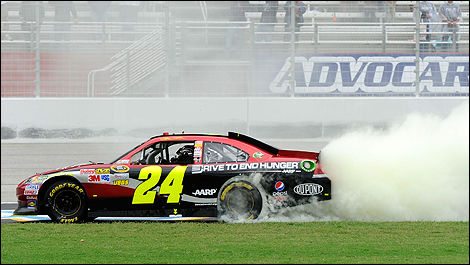 Jeff Gordon Atlanta 2011