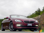 2012 BMW 650i Cabriolet Review (video)
