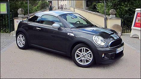 2012 Mini Cooper Coup First Impressions Editors Review Car News