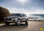 Frankfurt 2011: Maserati jumps on SUV bandwagon with Kubang