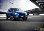 Frankfurt 2011: Mazda presents CX-5 as fuel efficiency leader