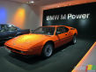 The BMW Museum in Munich