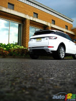 2012 Range Rover Evoque Preview