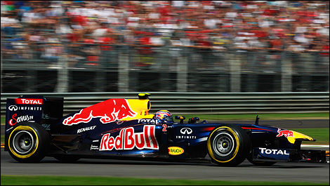 Mark Webber, Red Bull. (Photo: WRi2)