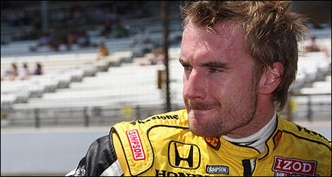 Jay Howard (Photo: indycar.com)