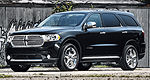 Dodge envisage l'introduction d'un Durango SRT8
