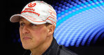 F1 Singapore: Michael Schumacher and Team Lotus reprimanded